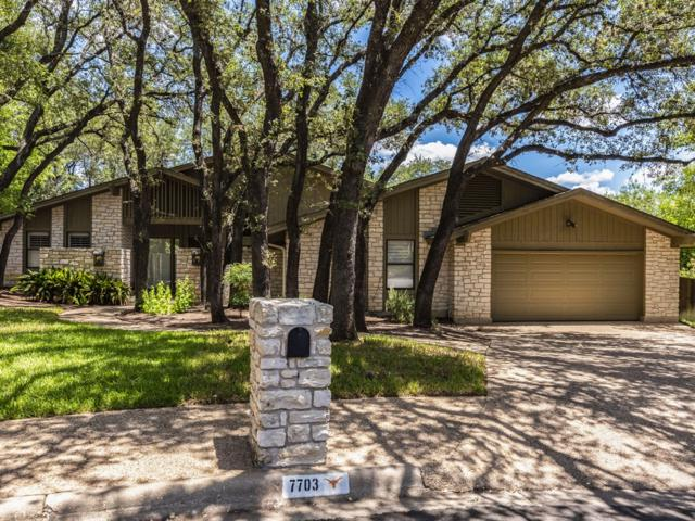 7703 Merrybrook Cir, Austin, TX 78731 (#2618761) :: The Perry Henderson Group at Berkshire Hathaway Texas Realty