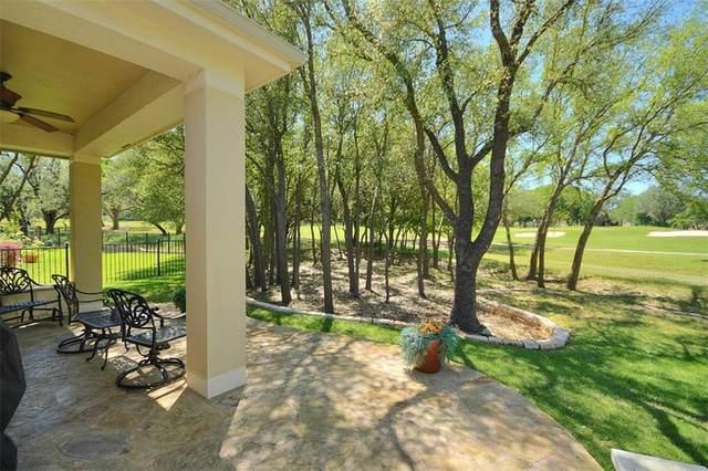 614 Deer Meadow Cir, Georgetown, TX 78633 (#2619898) :: Papasan Real Estate Team @ Keller Williams Realty