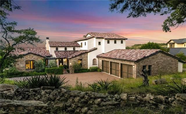 12411 Cherry Laurel Ter, Austin, TX 78738 (#2621615) :: All City Real Estate