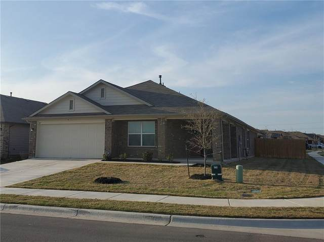 307 Marimoor Dr, Hutto, TX 78634 (#2621648) :: The Summers Group