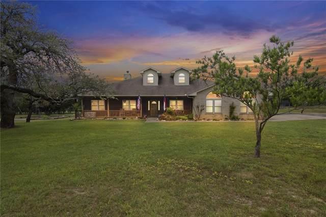 650 County Road 202, Liberty Hill, TX 78642 (#2626013) :: Zina & Co. Real Estate