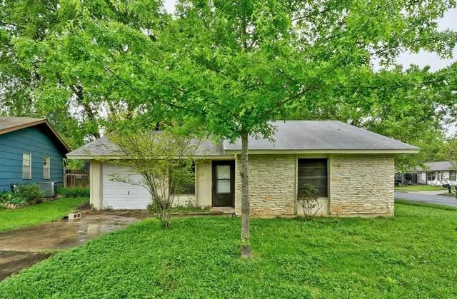 1700 Cherry Meadow Cir, Austin, TX 78745 (#2627566) :: Realty Executives - Town & Country