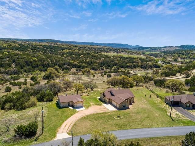 12305 Montana Springs Dr, Marble Falls, TX 78654 (#2629566) :: Papasan Real Estate Team @ Keller Williams Realty