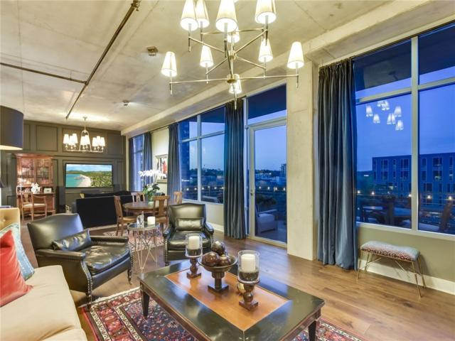 800 W 5th St #606, Austin, TX 78703 (#2631433) :: Ana Luxury Homes