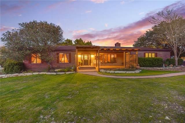 7 Coach House Rd, Austin, TX 78737 (#2631474) :: Papasan Real Estate Team @ Keller Williams Realty