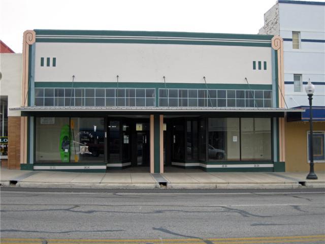 310 N Main, Taylor, TX 76574 (#2633594) :: RE/MAX Capital City