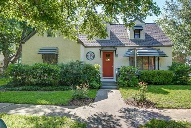 600 Burleson St, Smithville, TX 78957 (#2634292) :: Ben Kinney Real Estate Team