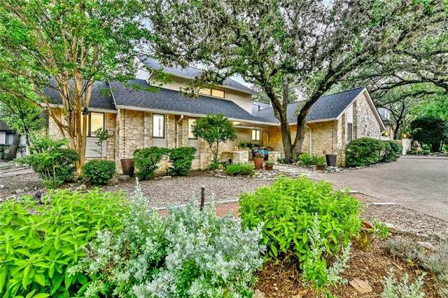3805 Green Trails North N, Austin, TX 78731 (#2635966) :: The Perry Henderson Group at Berkshire Hathaway Texas Realty