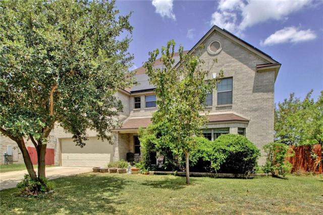 616 Dark Tree Ln, Round Rock, TX 78664 (#2637340) :: Papasan Real Estate Team @ Keller Williams Realty