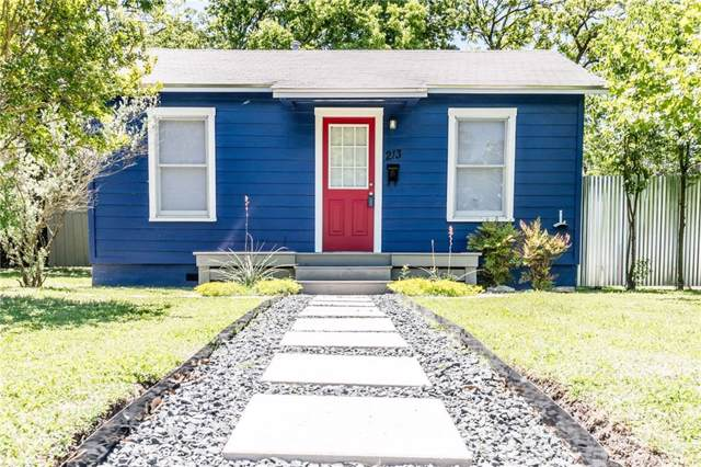 213 Franklin Blvd, Austin, TX 78751 (#2637450) :: Papasan Real Estate Team @ Keller Williams Realty