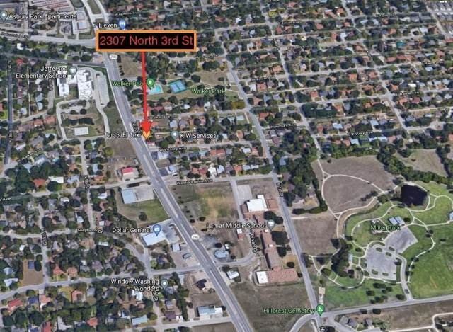 2307 N 3rd St, Temple, TX 76501 (#2639322) :: Papasan Real Estate Team @ Keller Williams Realty