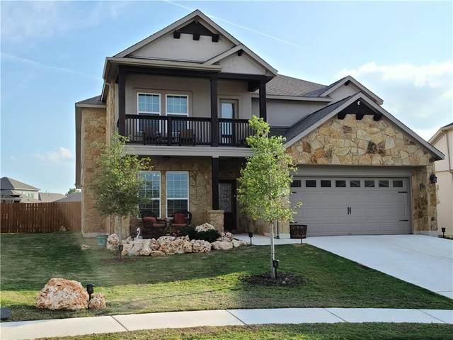 1109 Laceflower Ln, Leander, TX 78641 (#2640807) :: Papasan Real Estate Team @ Keller Williams Realty