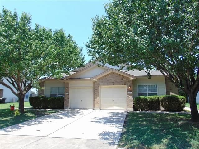 205 Marvin Cv, Hutto, TX 78634 (#2643739) :: Papasan Real Estate Team @ Keller Williams Realty