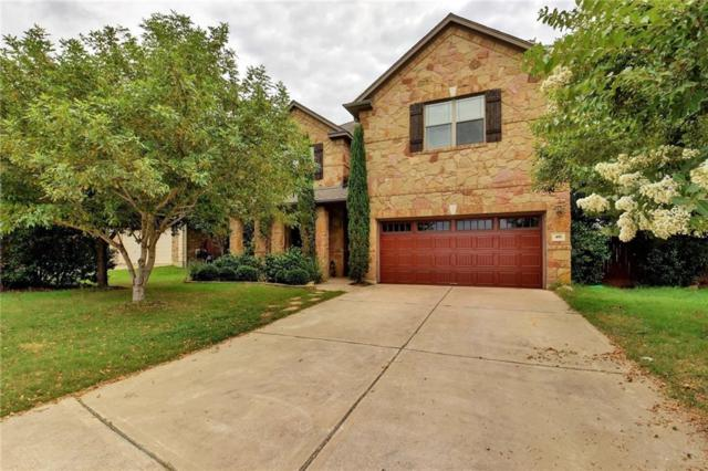 416 Buck Ridge Rd, Cedar Park, TX 78613 (#2645048) :: The Heyl Group at Keller Williams
