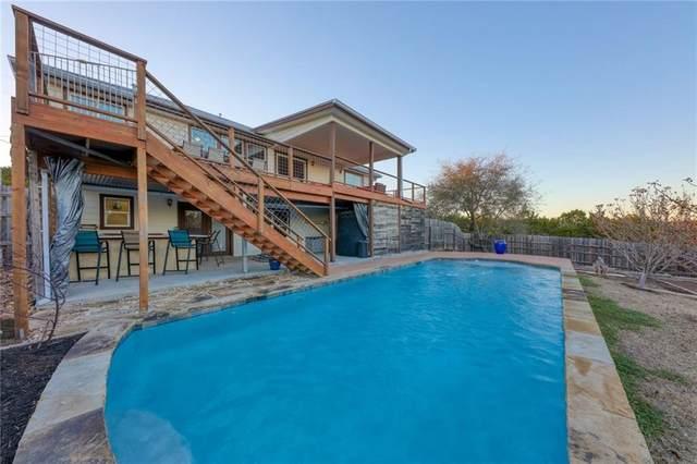 4503 Silverhill Dr, Lago Vista, TX 78645 (#2647564) :: Realty Executives - Town & Country