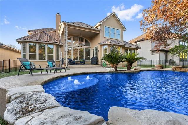 4205 Vail Dv, Bee Cave, TX 78738 (#2651026) :: Realty Executives - Town & Country