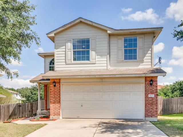 1605 Plume Grass Pl, Round Rock, TX 78665 (#2651902) :: The ZinaSells Group