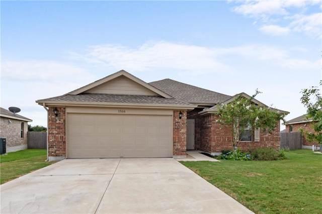 1516 Colton Ln, Lockhart, TX 78644 (#2653507) :: Ben Kinney Real Estate Team