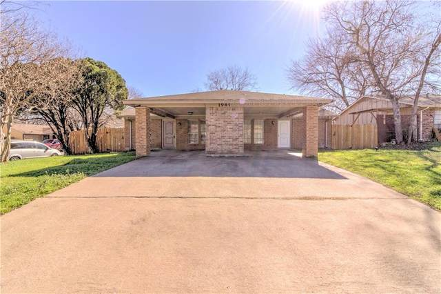 1944 Nicole Cir, Round Rock, TX 78664 (#2657341) :: Watters International