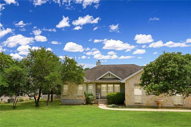 17 Creekside Dr, Wimberley, TX 78676 (#2658455) :: ORO Realty