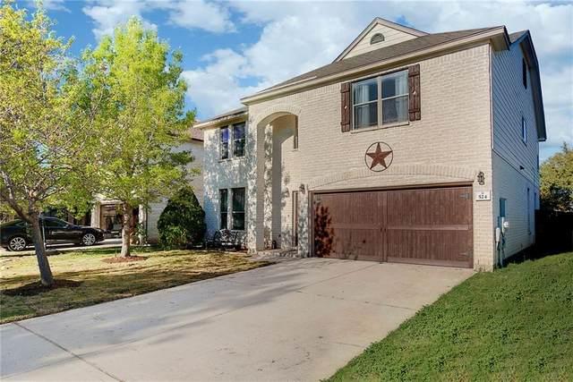 524 Clover Flat Rd, Cedar Park, TX 78613 (#2658946) :: The Heyl Group at Keller Williams
