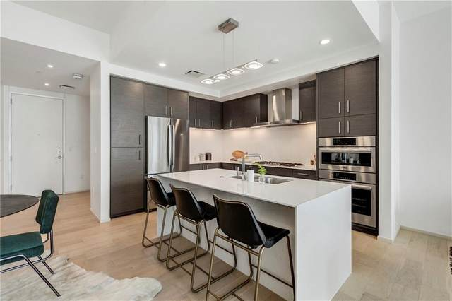 301 West Ave #1005, Austin, TX 78701 (#2659223) :: First Texas Brokerage Company