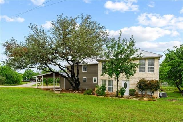 425 Scenic Loop, Kingsland, TX 78639 (#2659292) :: Papasan Real Estate Team @ Keller Williams Realty
