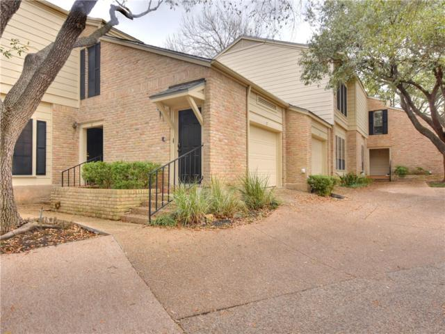 3421 Pecos St #17, Austin, TX 78703 (#2659922) :: The Perry Henderson Group at Berkshire Hathaway Texas Realty