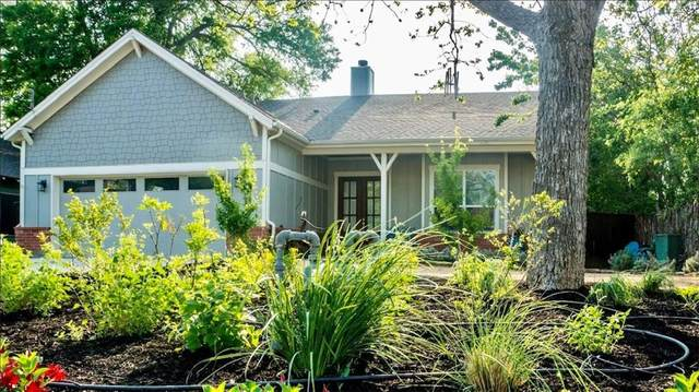 1206 Forest St, Georgetown, TX 78626 (#2662202) :: The Heyl Group at Keller Williams