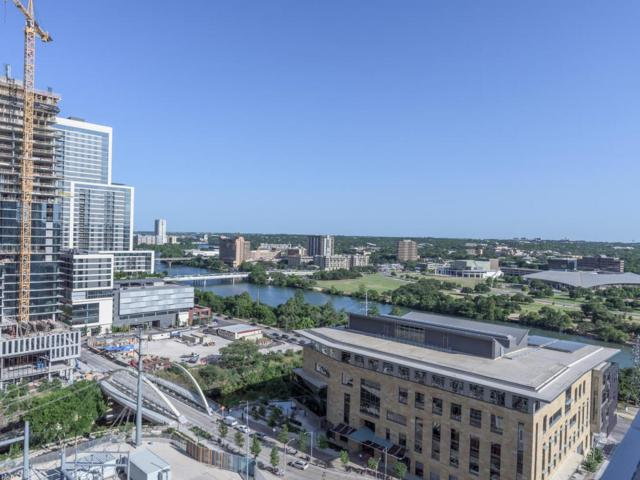 222 West Ave #1807, Austin, TX 78701 (#2662693) :: Allison Gaddy