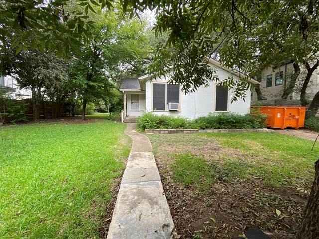 2610 Oak Crest Ave, Austin, TX 78704 (MLS #2662898) :: Vista Real Estate