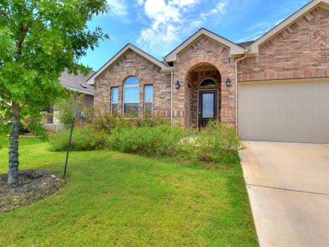 1101 Fountain Grass Way, Georgetown, TX 78626 (#2663126) :: Papasan Real Estate Team @ Keller Williams Realty