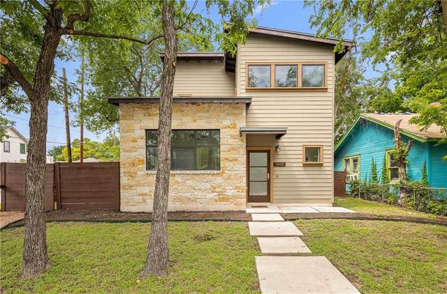 1800 E 14th St, Austin, TX 78702 (#2663395) :: The Perry Henderson Group at Berkshire Hathaway Texas Realty