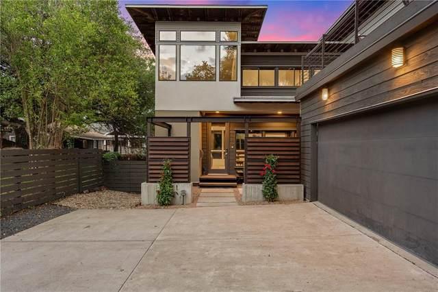 1205 N Travis Heights Blvd, Austin, TX 78704 (#2667632) :: Front Real Estate Co.