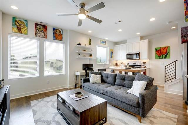 3007 E 12th St 6-2, Austin, TX 78702 (#2667793) :: The Summers Group