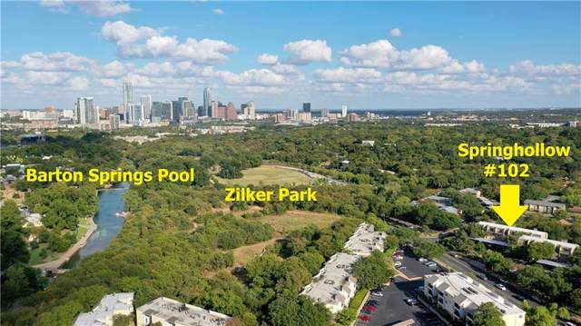 1135 Barton Hills Dr #102, Austin, TX 78704 (#2668245) :: Lauren McCoy with David Brodsky Properties