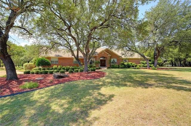 200 Oak Meadow Dr, Georgetown, TX 78628 (MLS #2668335) :: Brautigan Realty