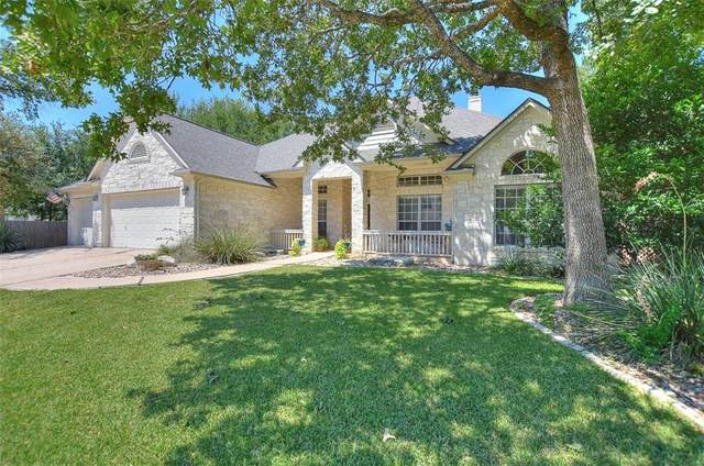 2331 Berwick Dr, Round Rock, TX 78681 (#2669857) :: The Perry Henderson Group at Berkshire Hathaway Texas Realty