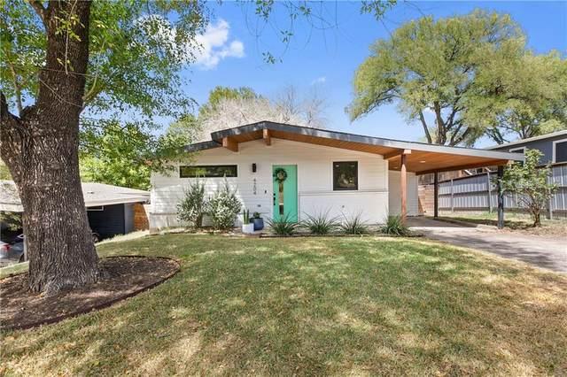 4204 Glomar Ave, Austin, TX 78721 (#2670790) :: Papasan Real Estate Team @ Keller Williams Realty