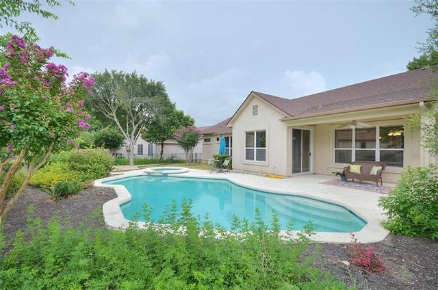 296 Trail Of The Flowers, Georgetown, TX 78633 (#2671757) :: The Summers Group