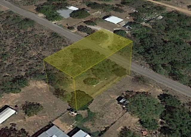 0 Elm Dr, Granite Shoals, TX 78654 (MLS #2678725) :: Vista Real Estate