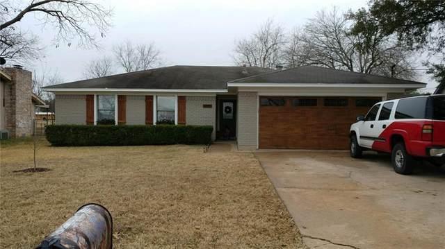 1608 Park Ln, Georgetown, TX 78628 (#2680725) :: Ben Kinney Real Estate Team