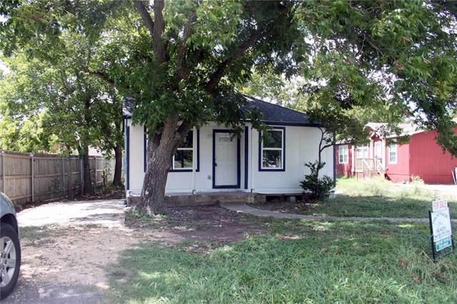 911 Aransas St, Lockhart, TX 78644 (#2680855) :: Ben Kinney Real Estate Team
