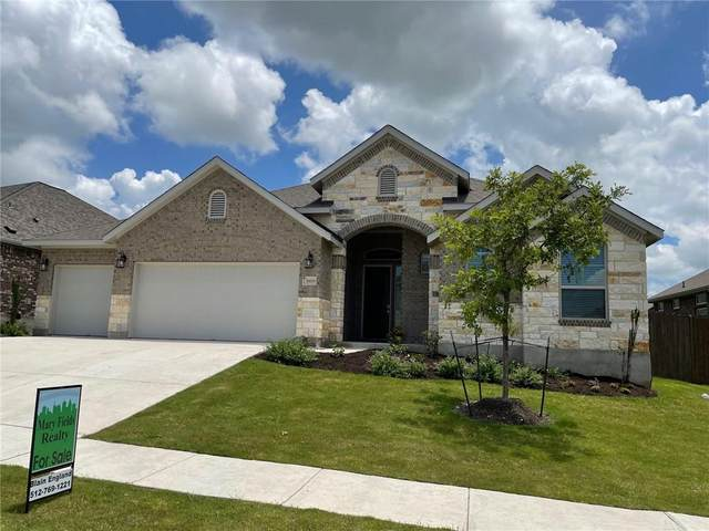 18009 Prato Dr, Pflugerville, TX 78660 (#2685019) :: The Summers Group