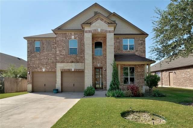 607 Yosemite Trl, Taylor, TX 76574 (#2686543) :: Papasan Real Estate Team @ Keller Williams Realty