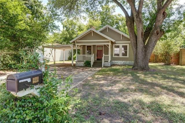 404 Turney St, Smithville, TX 78957 (MLS #2689441) :: Vista Real Estate