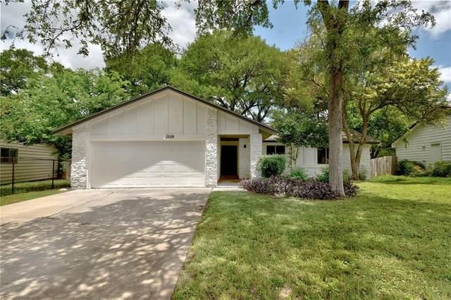 2528 Baxter Dr, Austin, TX 78745 (#2690540) :: Papasan Real Estate Team @ Keller Williams Realty