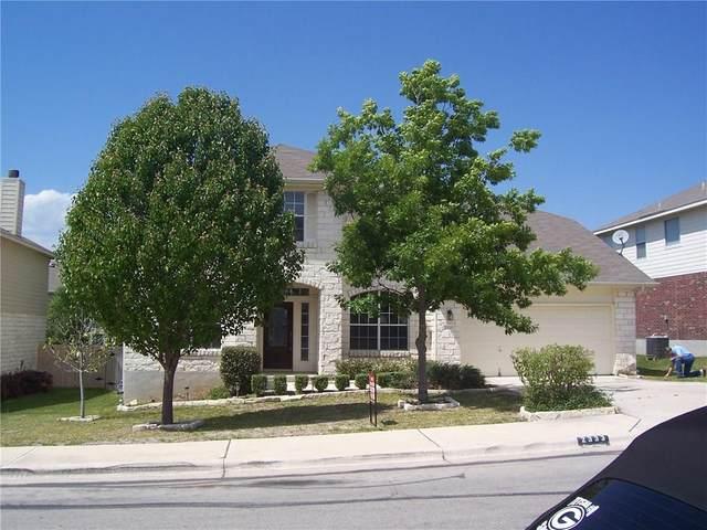 2333 Candle Ridge Trl, Georgetown, TX 78626 (#2693161) :: Papasan Real Estate Team @ Keller Williams Realty