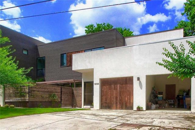 1808 W 39th St B, Austin, TX 78731 (#2694295) :: Austin Portfolio Real Estate - The Bucher Group