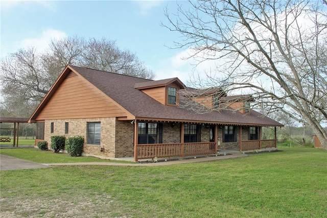 453 Grapevine Trl, Lockhart, TX 78644 (#2696199) :: Ben Kinney Real Estate Team